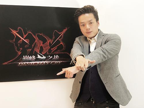 《鬼泣-巅峰之战》斩获OPPO最受期待游戏奖CAPCOM官方祝贺