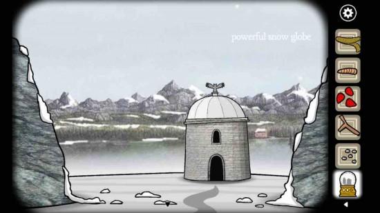 锈湖天堂岛第7关怎么过_锈湖天堂岛第7关冰雹灾图文攻略