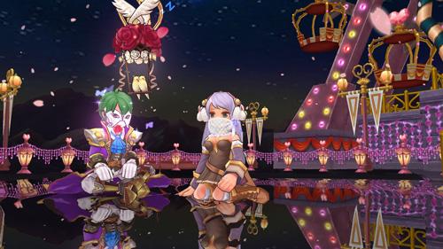 仙境传说RO手游情人节限定头饰:幸福的圣瓦伦丁日