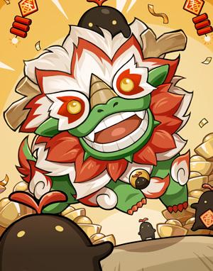 仙境传说RO手游春节狂欢--戌神的拜年