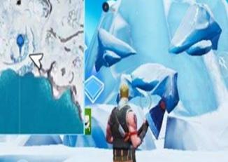 堡壘之夜沙漠叢林雪中的巨大臉龐怎么找_尋找巨大臉龐任務完成攻略