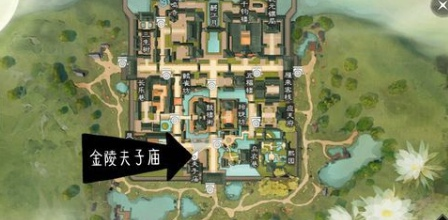 楚留香3月16日坐观万象修炼点位置坐标在什么位置_3月16日坐观万象修炼点位置一览