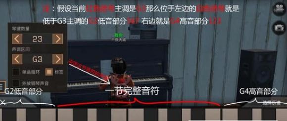 明日之后钢琴曲谱有哪些_钢琴曲谱内容一览