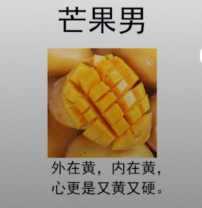 抖音水果男是什么梗_水果男意思介绍