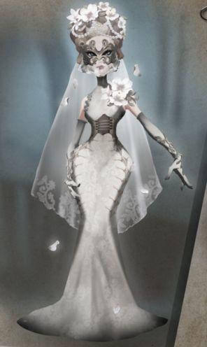 第五人格红蝶婚纱皮肤如何获取