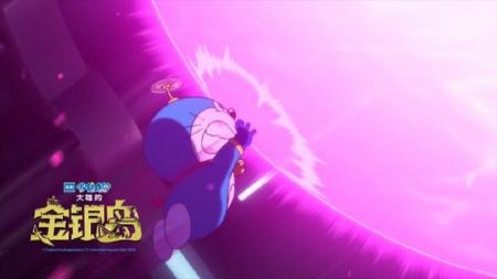 哆啦A梦:大雄的金银岛,你值得怀恋的童年记忆