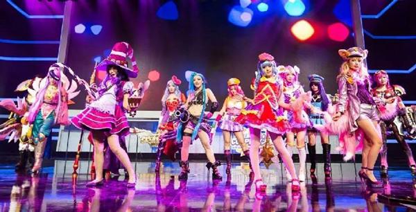 EHOME VS EP!《英魂之刃》受邀参加CFD电竞嘉年华
