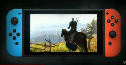 E3任天堂发布会,新作不断