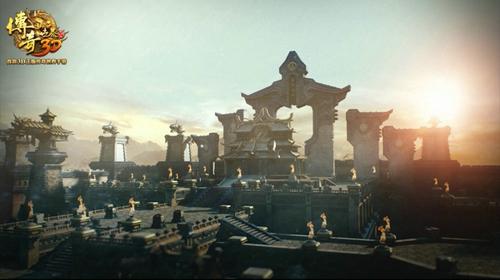 """球场如战场《传奇世界3D》带你领略沙城""""世界杯"""""""