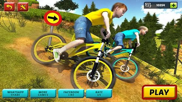 山地自行車越野賽