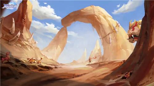 《风色世界》冒险开启 揭秘风色大陆五大种族