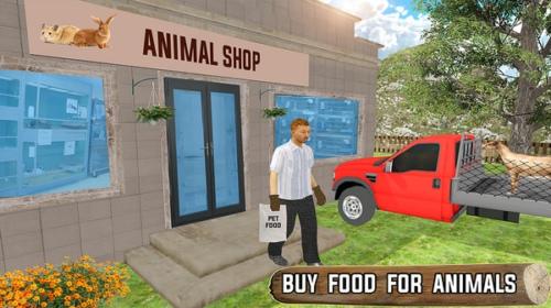 农场动物模拟器