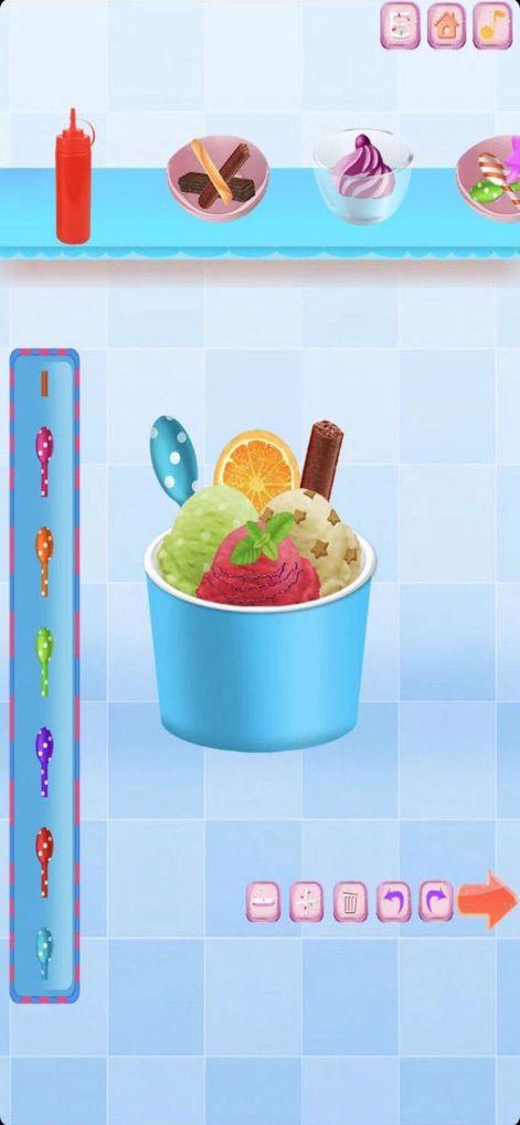 创意冰淇淋甜点屋游戏安卓破解版下载