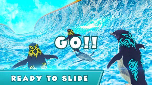 企鹅竞速游戏安卓版下载