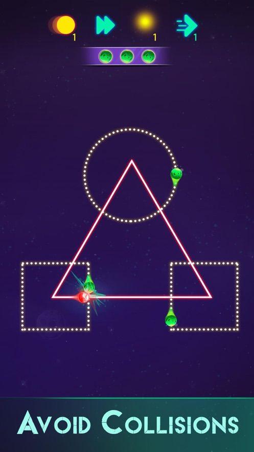 彗星穿越太空拱廊游戲安卓版下載