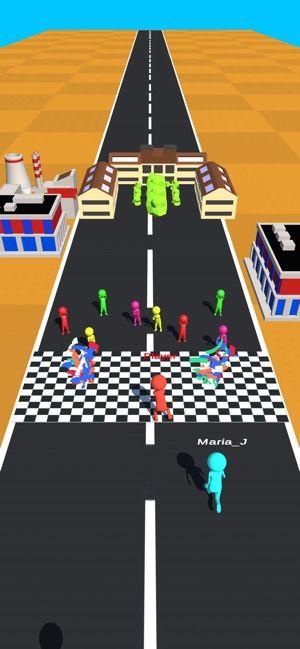 Marathon.io跑步競速游戲安卓版下載