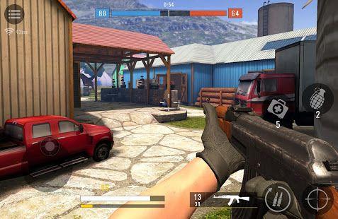 突擊競技場FPS射擊手游安卓版下載