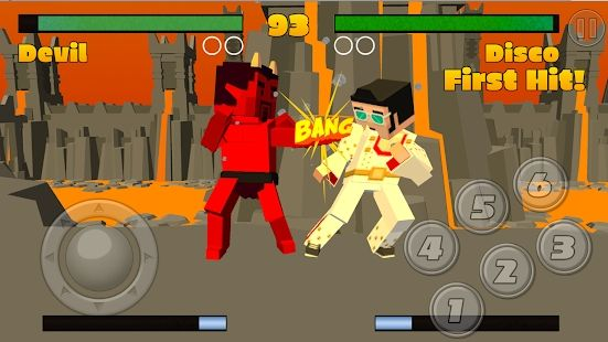 像素搏擊3D破解版下載趣味格斗手游