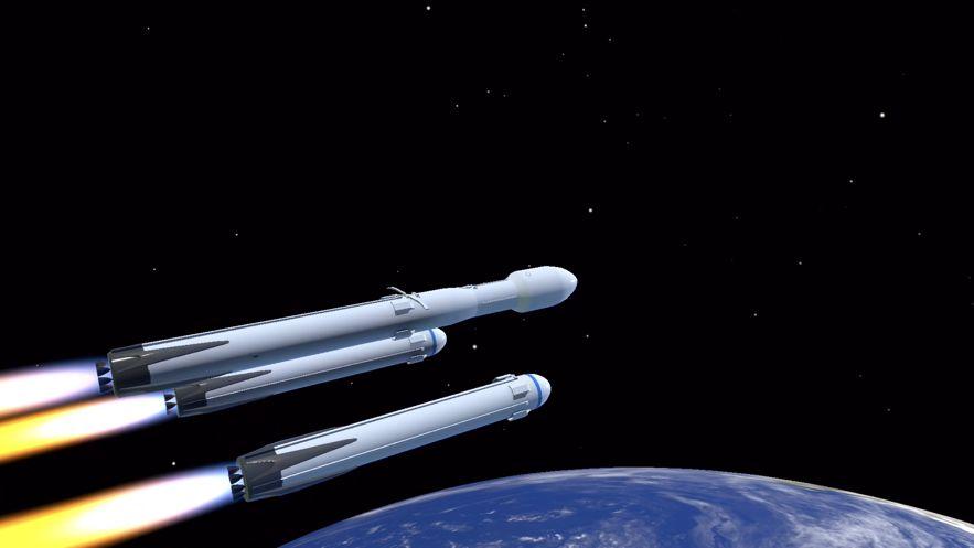 星際穿越3破解版下載火箭發射模擬手游
