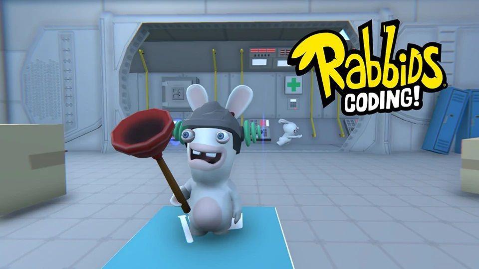 瘋狂兔子學編程破解版下載趣味益智手游