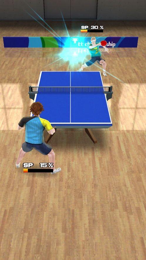 乒乓球巡回賽破解版下載趣味體育手游