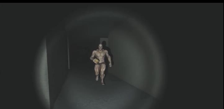 偷吃肌肉男破解版下載暗黑系解謎手游