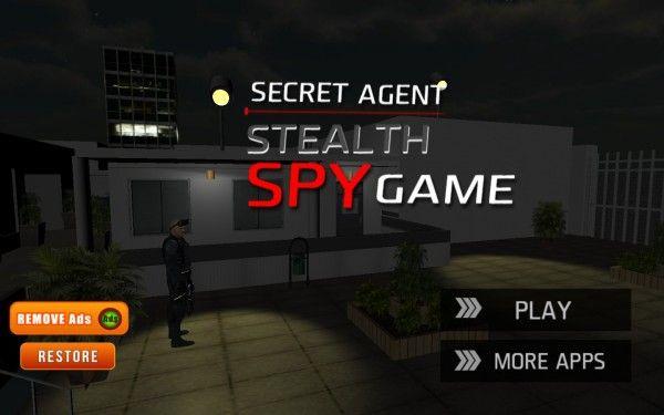 隱形間諜破解版下載激情格斗射擊手游