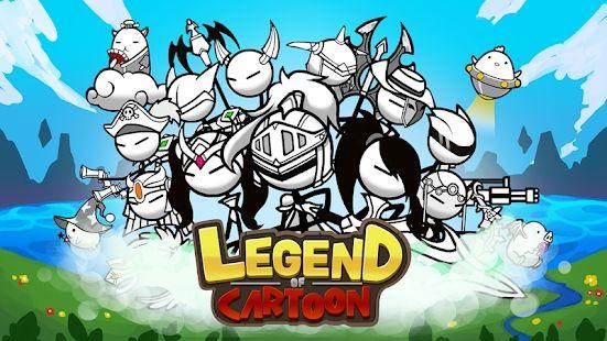 卡通傳說破解版下載放置戰斗手游