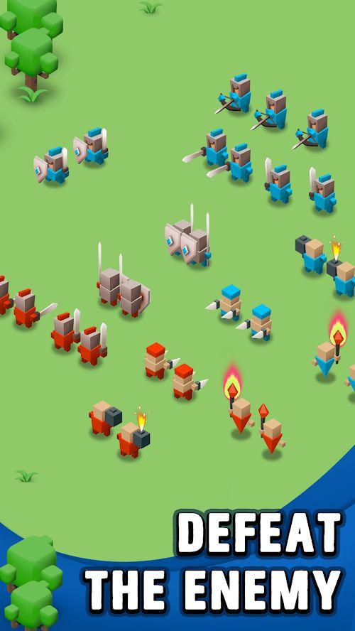 雇傭兵軍隊破解版下載戰爭兵力模擬手游