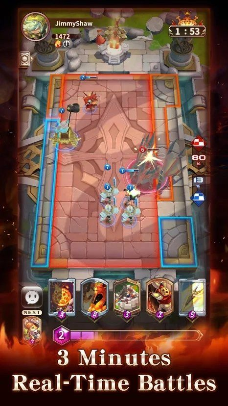 bound strike破解版下載策略對戰手游