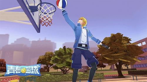 竞技无需VIP,11.16《青春篮球》唤醒你的篮球竞技梦