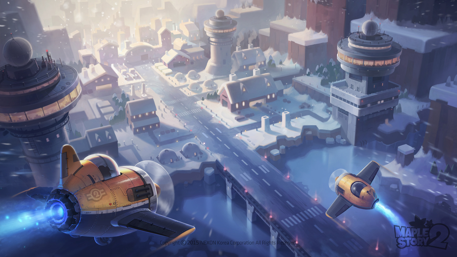 经典怀旧《冒险岛2》造梦测试全新宣传片