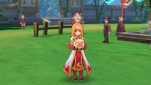 仙境传说RO手游「宠物情人」满级萌宠华丽登场!