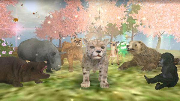 野生動物叢林法則模擬生存手游破解版下載