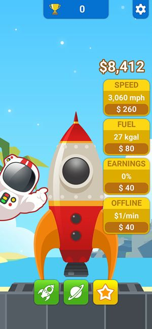 火箭天空破解版下载趣味火箭发射手游