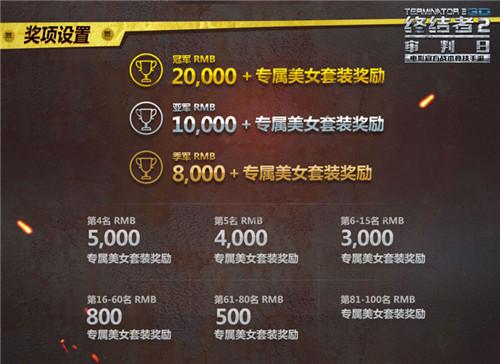 """《终结者2:审判日》超级联赛娱乐赛""""娇娃出击""""火热进行中"""