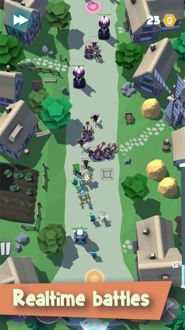 全軍出擊模擬器中文版下載競技對戰手游