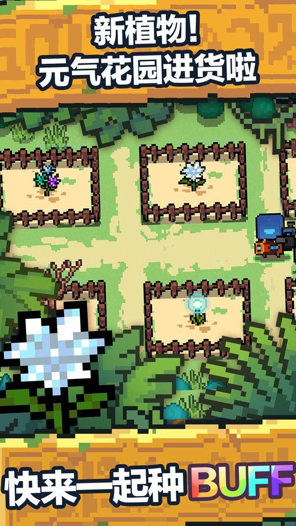 元氣騎士手游2.4.1無限藍無限血破解版下載