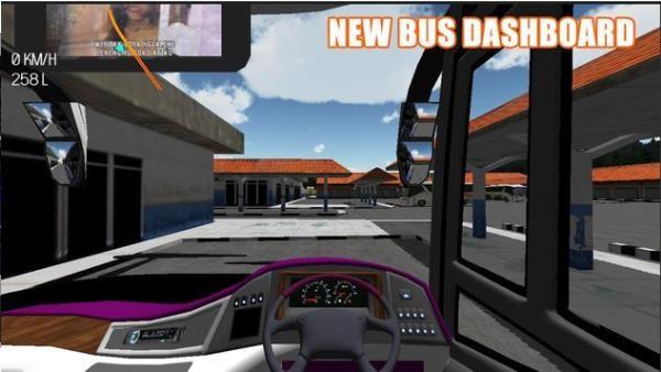 ES巴士模拟器驾驶手游