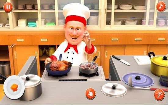 迷你咖啡厅疯狂烹饪模拟经营手游