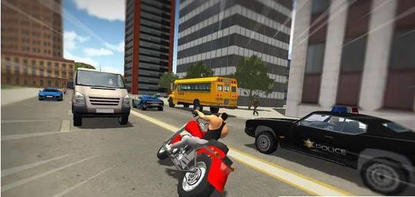 都市自由駕駛激情賽車手游
