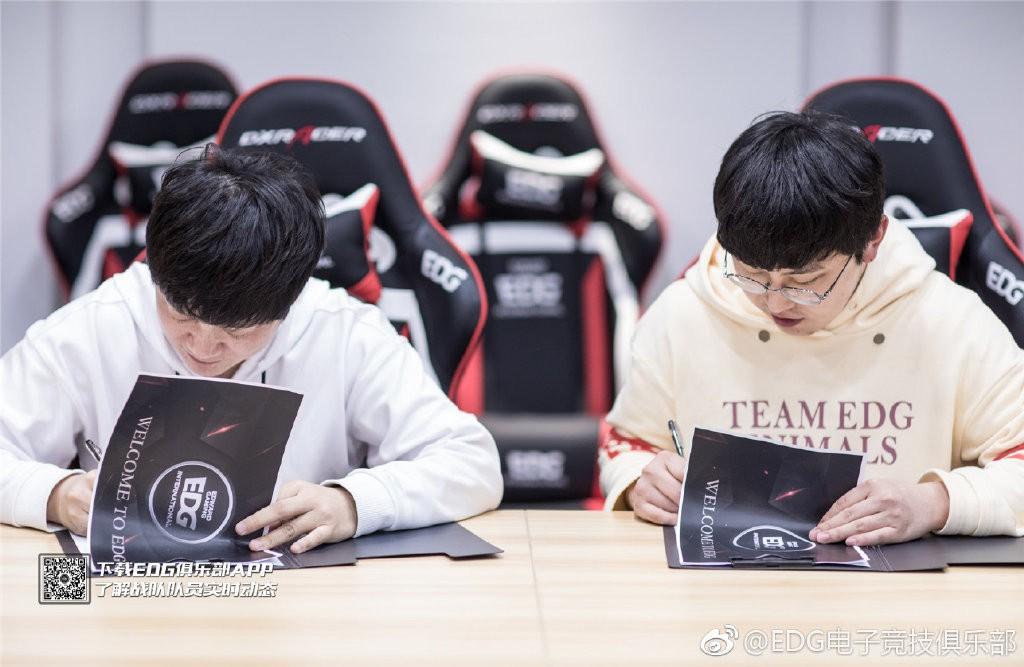 《英雄聯盟》RNG教練Heart去向確定 將執教EDG