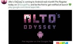 阿尔托的奥德赛安卓版7月发售