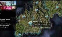 孤岛惊魂新曙光哨站在哪_全哨站位置详解