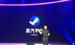 Steam中国正式定名为蒸汽平台_多达40款游戏将第一时间上线