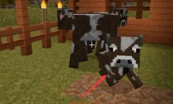 我的世界奶牛怎么挤奶 驯服和繁殖奶牛的方法